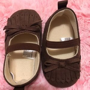 """""""Stepping Stone"""" Cute baby shoes size 9-12 months"""